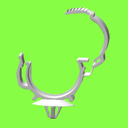 Clip Refermable - Locking Clips