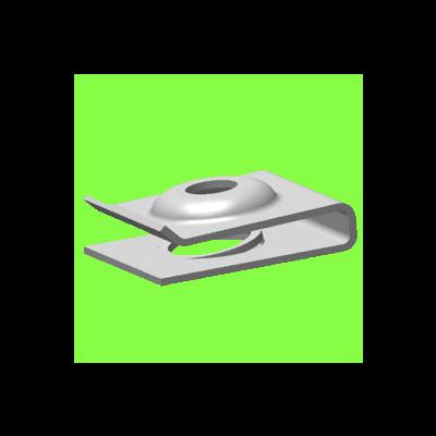 Ecrous Pince Pour Vis Tôle - Snap on Nuts For Metric Screws