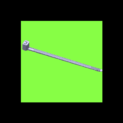 Lanière Démontable - Single Tie Wraps